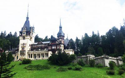 Palacio Peles-Sinaia-Rumania