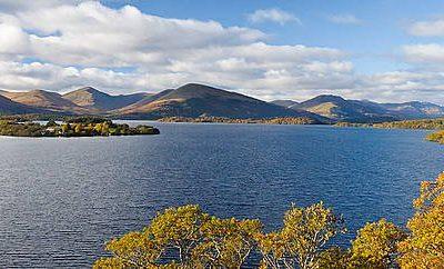 Lago Lomond – Escocia – Gran Bretaña