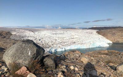 Glaciar-Groenlandia- Dinamarca