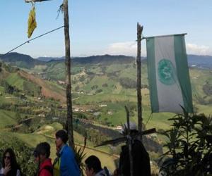 Cerro Chapecoense-Antioquia – Colombia