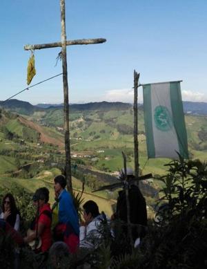 Caravana al Cerro Chapecoense