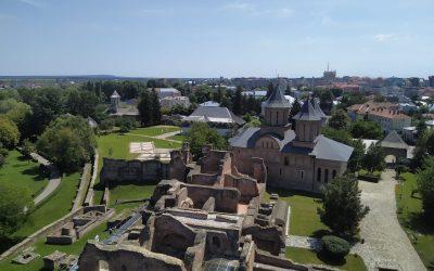 Castillo de Vlad Tepes-Targoviste