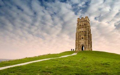 Glastonbury Tor – Gran Bretaña