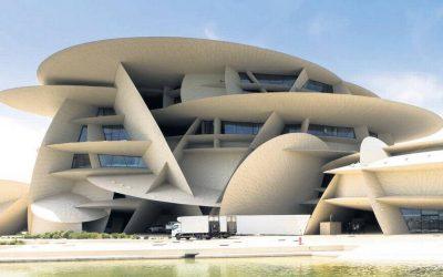 Museo Rosa del Desierto-Doha-Catar