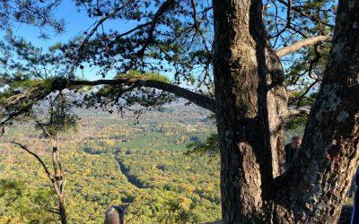 Montañas de Gastonia-Carolina del Norte- Estados Unidos