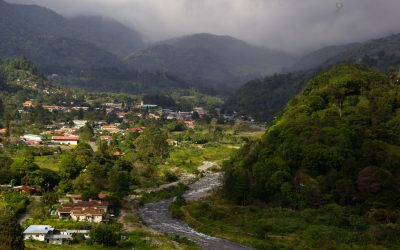 Boquete-Chiriquí- Panamá